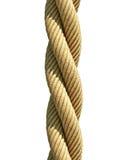 Rope. Isolated on white background Stock Image
