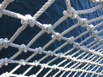 Rope 3. Rope on wooden ship (depth of field DOF
