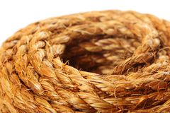 The rope Royalty Free Stock Photo