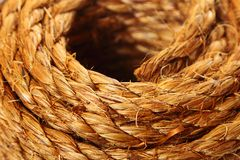The rope Royalty Free Stock Image