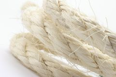 Rope. Close-up of Rope Stock Images