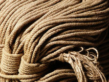 Rope. Texture for photomanipulations royalty free stock photo