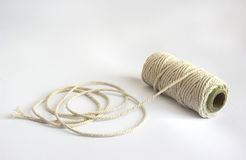 Rope. Detail royalty free stock photography