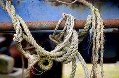 Rope Abstract royalty free stock image