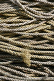 Rope abstract background Stock Photos