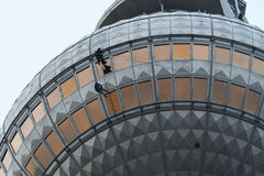 Rope access Stock Images