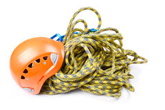 Rope access tools Royalty Free Stock Photography
