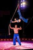 Rope Acrobatics Stock Photos
