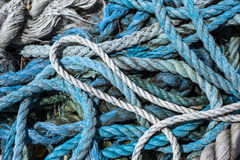 Rope background. Royalty Free Stock Photo