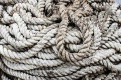 Rope background Stock Image