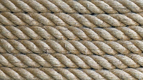 Rope background texture Royalty Free Stock Image