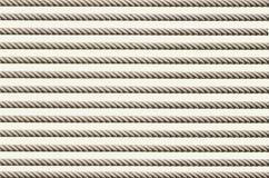 Rope bakgrund Royaltyfri Fotografi