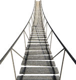 Rope Bridge Stock Image
