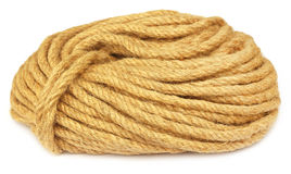Rope bundle Stock Images