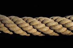 Rope, Close Up, Macro Photography Royalty Free Stock Photos