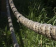 Rope close up royalty free stock photography