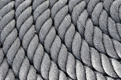 Rope coil Royalty Free Stock Photo
