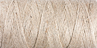 Rope coil texture Stock Image