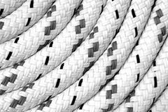 Rope Coiled Royalty Free Stock Photos