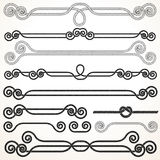 Rope Decoration Royalty Free Stock Images