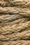 Rope Detail Royalty Free Stock Photo