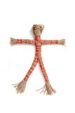 Rope doll Stock Photo