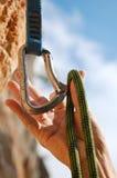 Rope e rapido-dissipato Immagini Stock