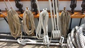 Rope Family Royalty Free Stock Photo
