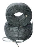 Rope for fishing net Royalty Free Stock Photos