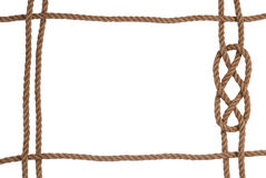Free Rope Frame Royalty Free Stock Photos - 18065878