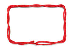 Free Rope Frame Royalty Free Stock Photography - 36277267