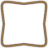 Rope Frame. A vector illustration of Rope Frame vector illustration