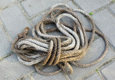 Rope hank Stock Photography