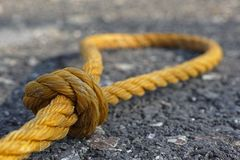 Rope, Hardware Accessory, Knot Stock Photography