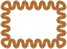 Rope illustration Royalty Free Stock Photography