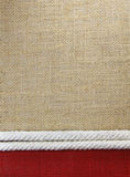 Rope with jute Royalty Free Stock Photos