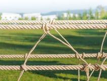 Rope knob Stock Photos