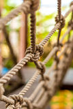 Rope Knot Texture Stock Photo