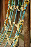 Rope ladder Stock Images