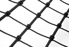Rope ladder Stock Image