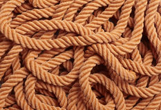 Rope link cord string cable Stock Images