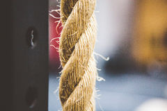 Rope link cord string Stock Photography