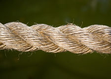 Rope Macro Stock Images