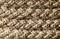 Rope macro Royalty Free Stock Photography