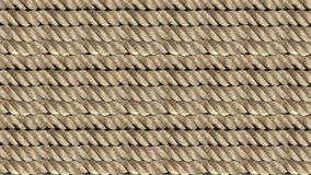 Rope Material Movement Animation stock footage