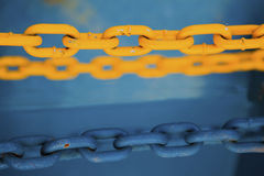 Rope Net Royalty Free Stock Photo
