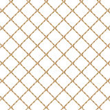 Rope net (transparent) Stock Photos