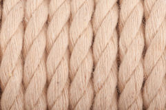 Rope pattern Stock Photography