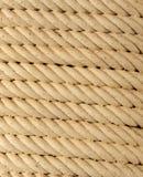 Rope pattern Stock Image