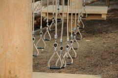 Rope playground Stock Photos